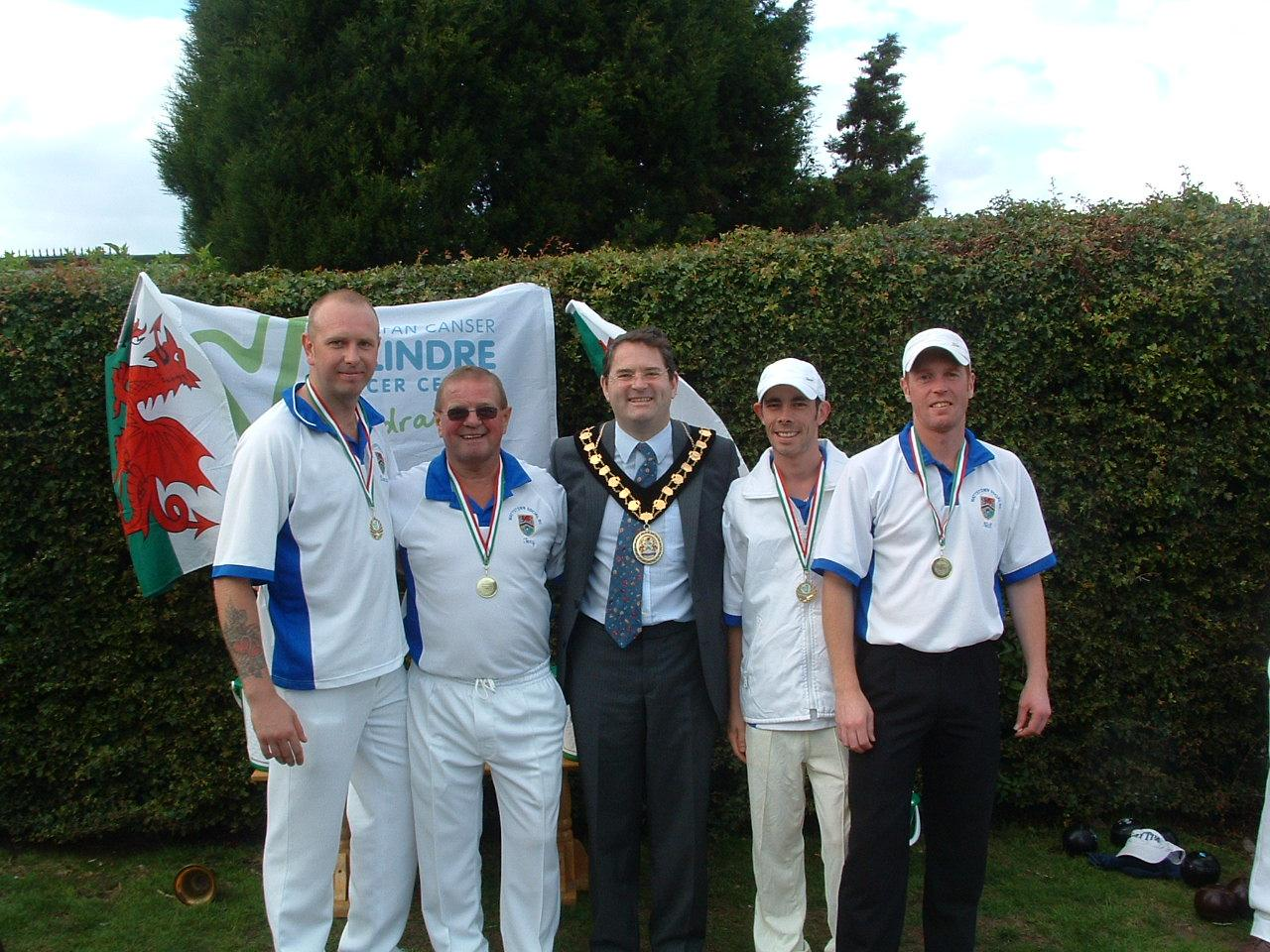 2010 Velindre Charity Day Runners Up