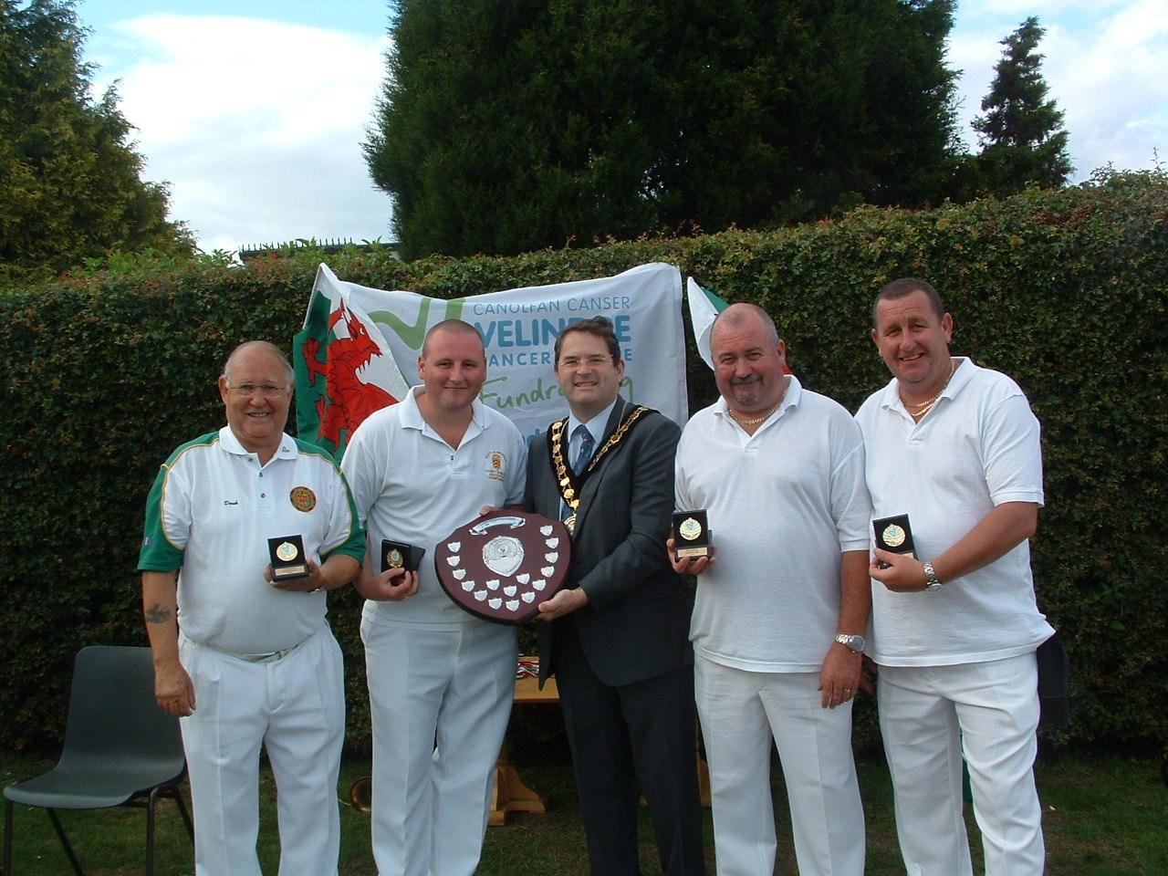 2010 Velindre Charity Day Winners