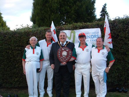 2009 Velindre Charity Day Winners